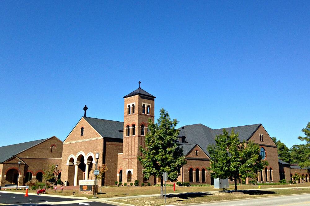 Saint Patrick Catholic Church Wkww Architects