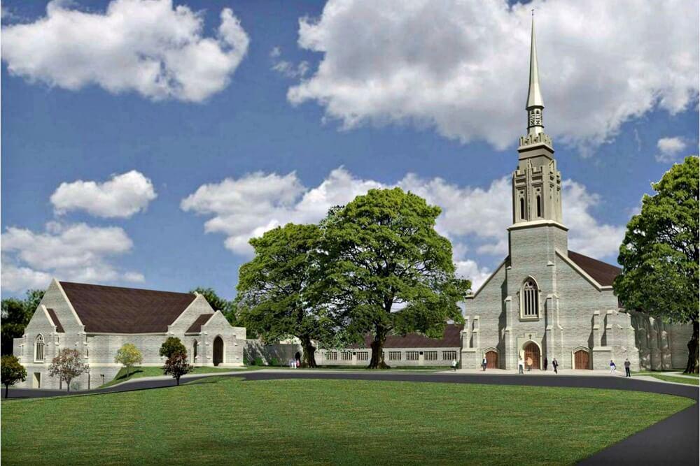 Corinth Reformed Church Wkww Architects